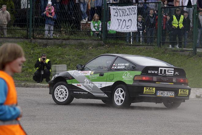 Załoga MG Rally Group