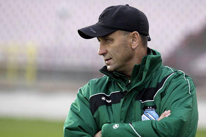 Trener ROW-u, Ryszard Wieczorek