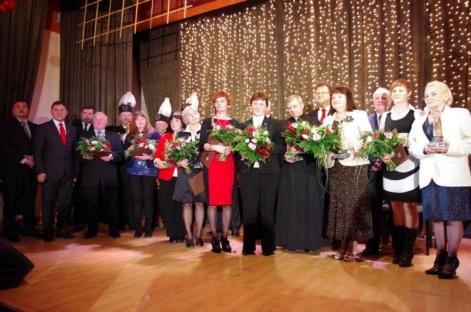 Laureaci Karolinek 2012