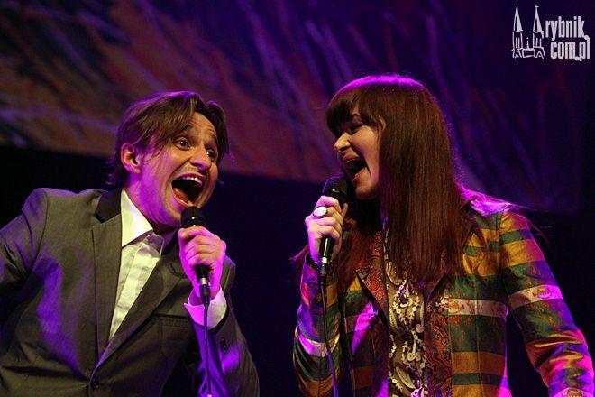 Podczas koncertu galowego wystąpili Janusz Radek i Ania Rusowicz