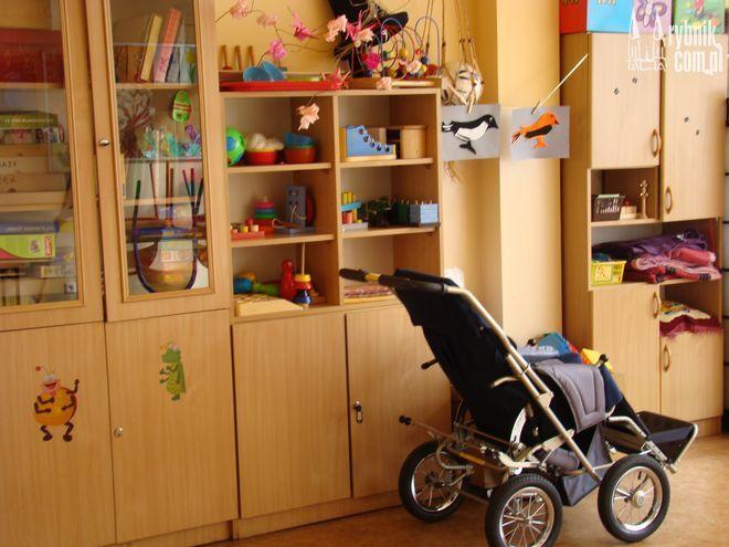 Sale są w pełni przystosowane do potrzeb dzieci