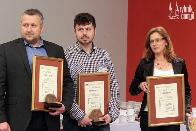 Nagrodzeni medalami wystawcy