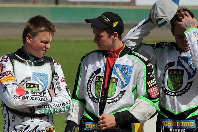 Alex Zgardziński i Kacper Woryna
