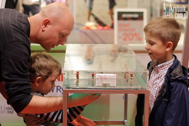 Eksperymentarium to miejsce dobrej zabawy zarówno dla dzieci, jak i dla dorosłych