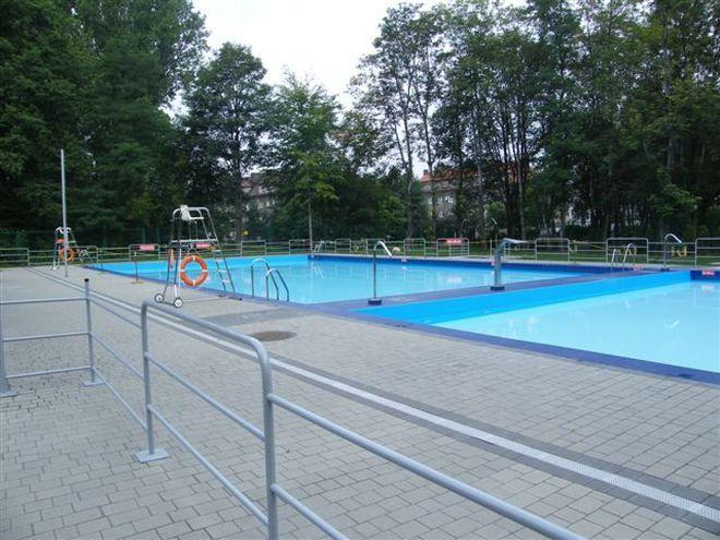 Kąpielisko w Chwałowicach