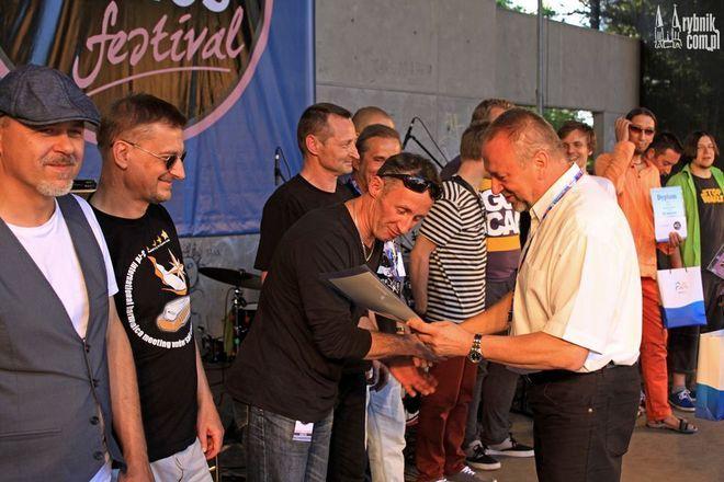 W tym roku po raz pierwszy Rybnik Blues Festival miał formułę konkursową