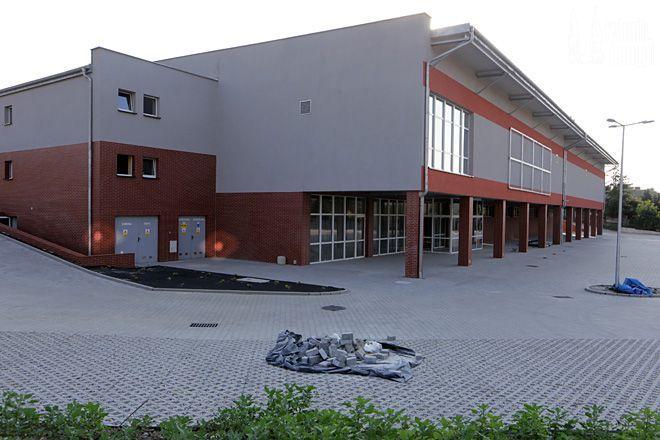 Otwarcie galerii w Niedobczycach jest planowane w listopadzie tego roku