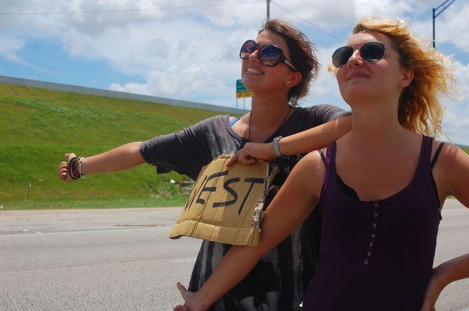 Podróżnicy z naszego regionu autostopem zwiedzili już wschodnią część USA