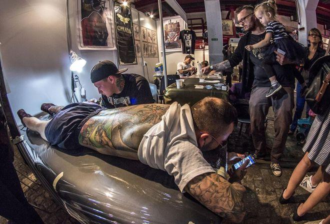 Konwencja tatuażu w Gdańsku