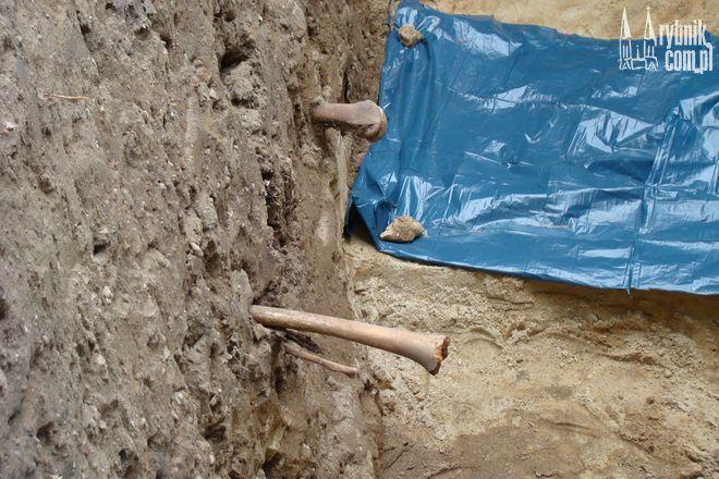 Niedawno badania archeologiczne były prowadzone na Wzgórzu Akademickim