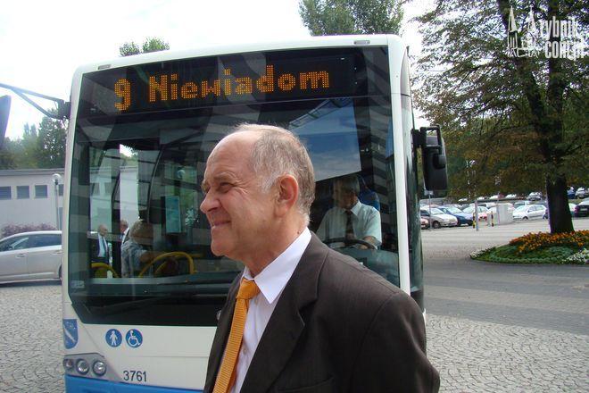 Transgór zakupił cztery nowe autobusy marki Mercedes