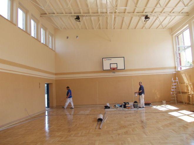 Kilka tygodni temu została wyremontowana Szkoła Podstawowa nr 6