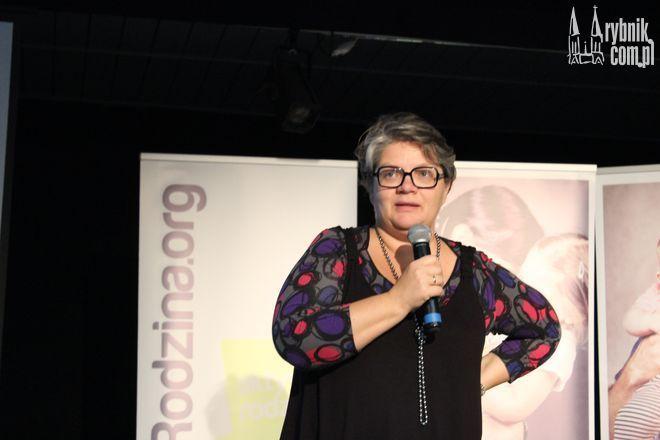 Gościem specjalnym spotkania była Dorota Zawadzka, znana jako superniania