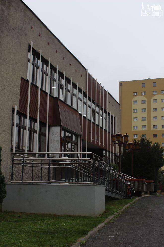 Budynek Powiatowej i Miejskiej Biblioteki Publicznej w Rybniku
