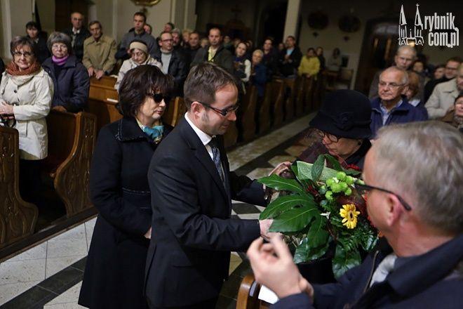 Organizatorzy Rybnickiej Jesieni Chóralnej uczcili pamięć prof. Freunda