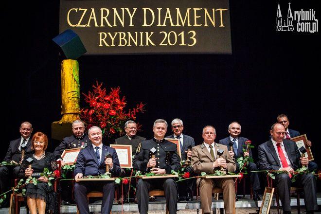 Laureaci Czarnych Diamentów w 2013 roku