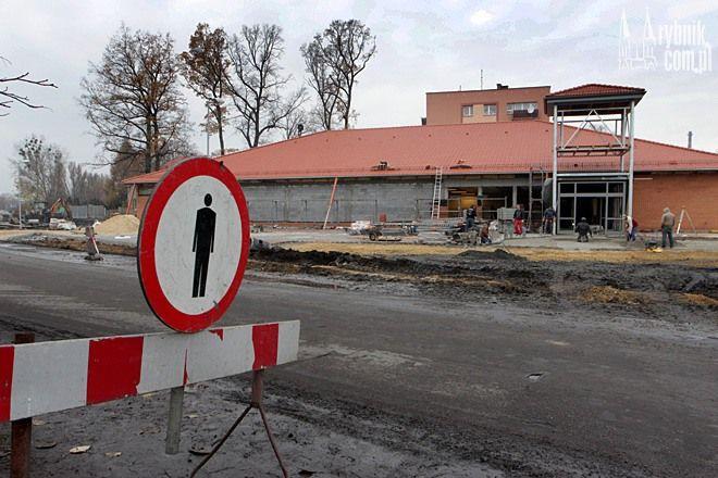 Budowa Netto w Czerwionce-Leszczynach