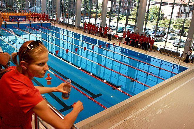 W Boguszowicach powstała nowoczesna pływalnia