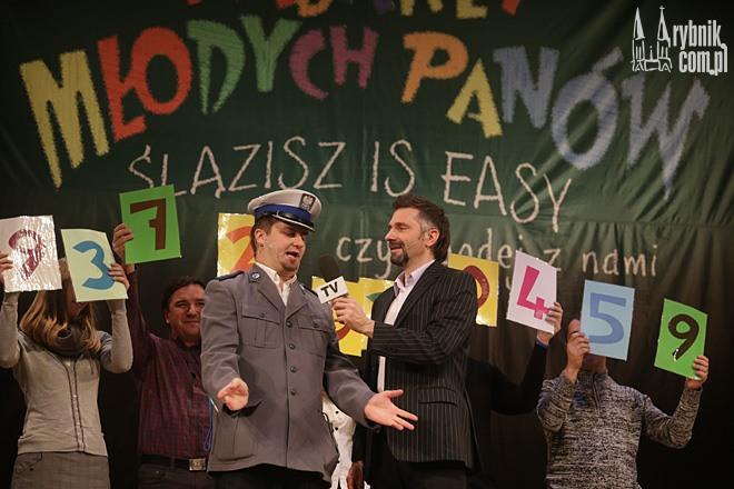 W Niedobczycach dwukrotnie wystąpi Kabaret Młodych Panów
