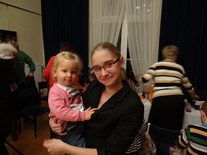 Wigilia rodzin zastępczych w DK Chwałowice