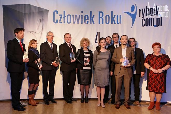 Ludzie Roku Rybnik.com.pl za rok 2013