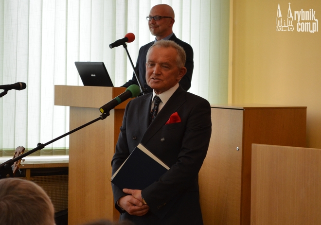 Andrzej Żylak oficjalnie rozpoczął urzędowanie w poniedziałek