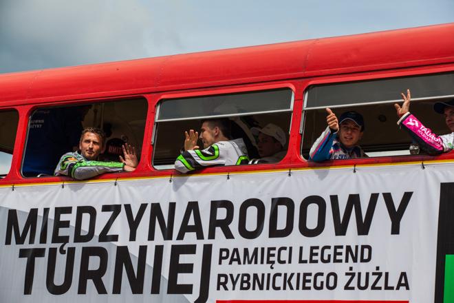 Roman Chromik - pierwszy z lewej