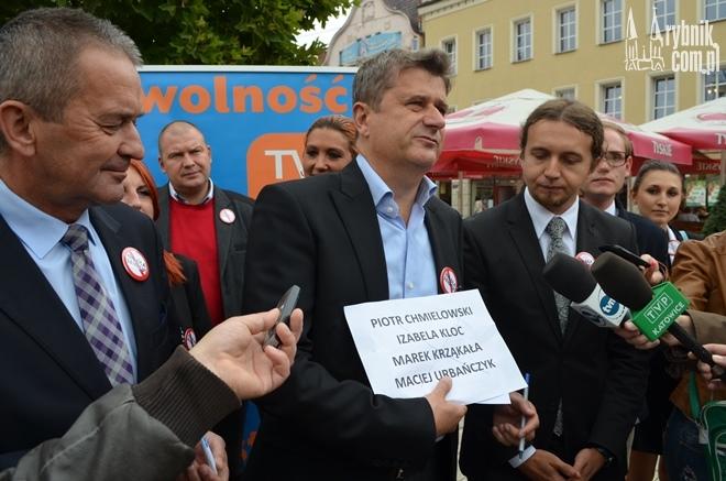 Janusz Palikot chce likwidacji Senatu