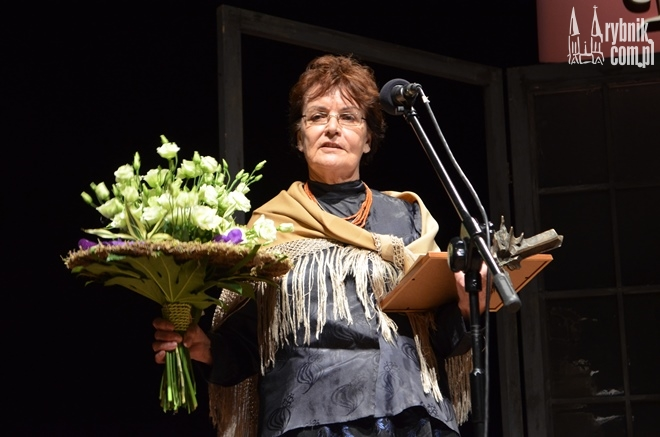 Na zdjęciu: Kazimiera Drewniok-Woryna