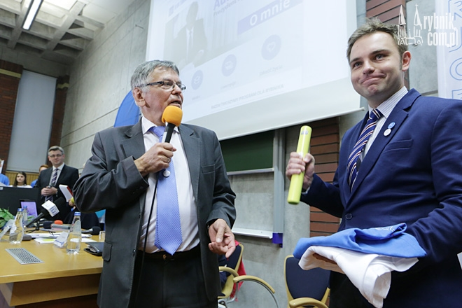 Radny Ryszka przekazał pałeczkę młodszemu pokoleniu