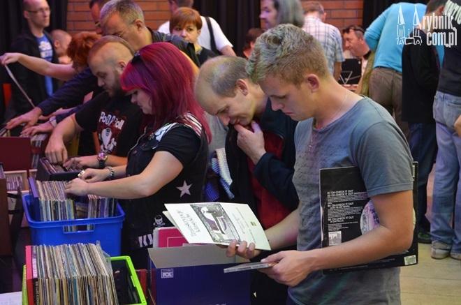 Pierwsza edycja Vinyl Swap cieszyła się sporym zainteresowaniem