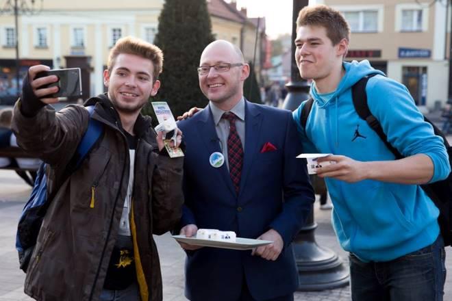 Czytelnicy Rybnik.com.pl najchętniej głosowali na Piotra Masłowskiego