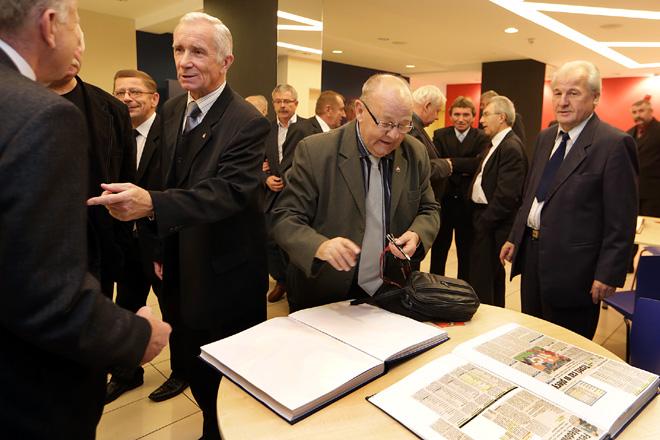 Jubileuesz Podokręgu Rybnik był okazją do spotkania piłkarzy, trenerów, sędziów i działaczy