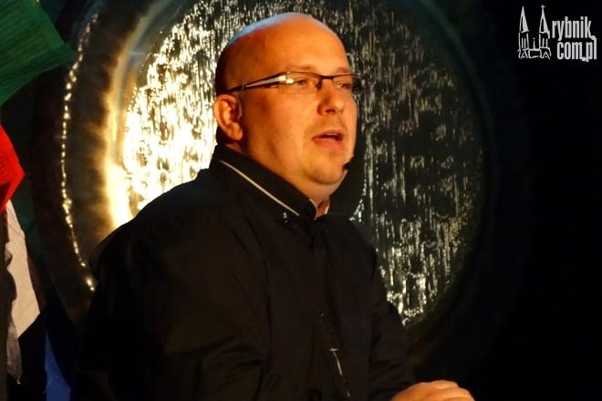 Na zdjęciu: Mirosław Barszowski