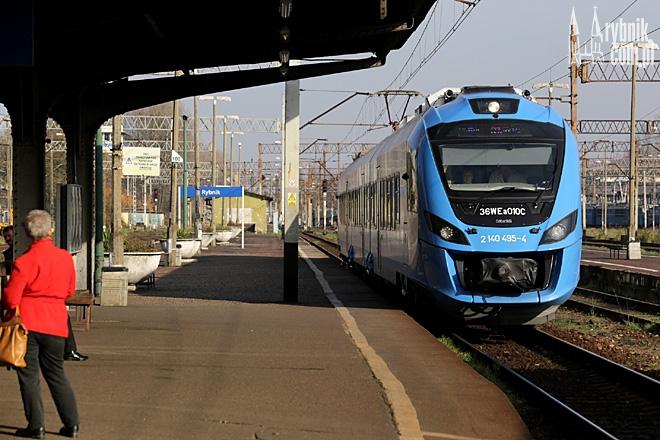 Połączenie do Krakowa będzie obsługiwane przez nowoczesne pociągi typu Impuls