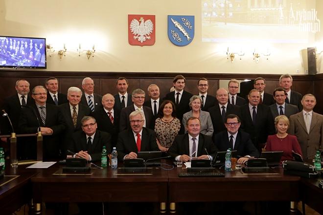 Rada Miasta w kadencji na lata 2010-2014