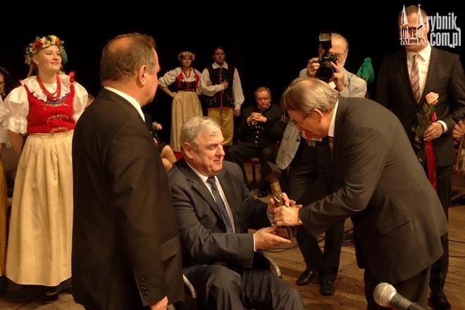 W tym roku nagrodę otrzymało m.in. Miasto Rybnik i prezydent A. Fudali