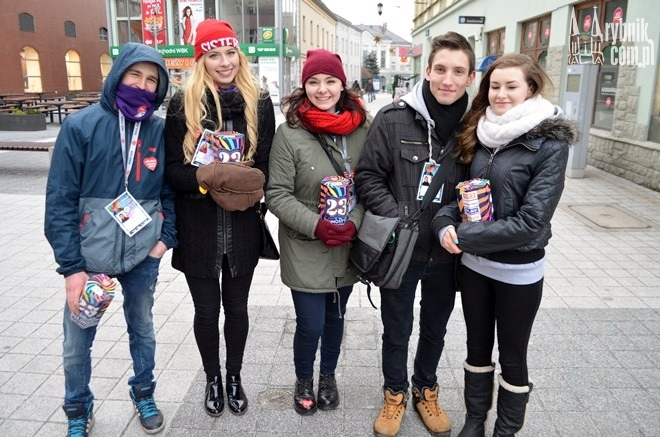 Już w najbliższą niedzielę na ulice Rybnika wyjdą wolontariusze WOŚP