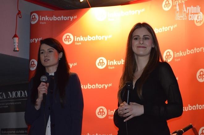 Na zdjęciu: Dagmara Fisior i Dagmara Szopa