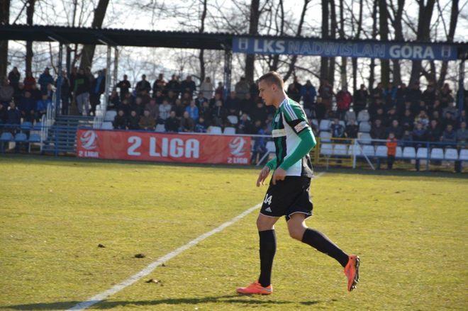 W ostatnim meczu ROW-u z Nadwiślanem Sebastian Musiolik strzelił gola już w 6. minucie