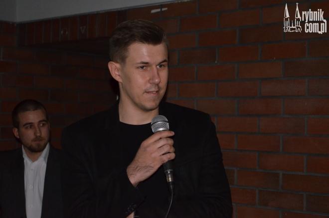 Michał Pośpiech przedstawił projekt latającej meduzy