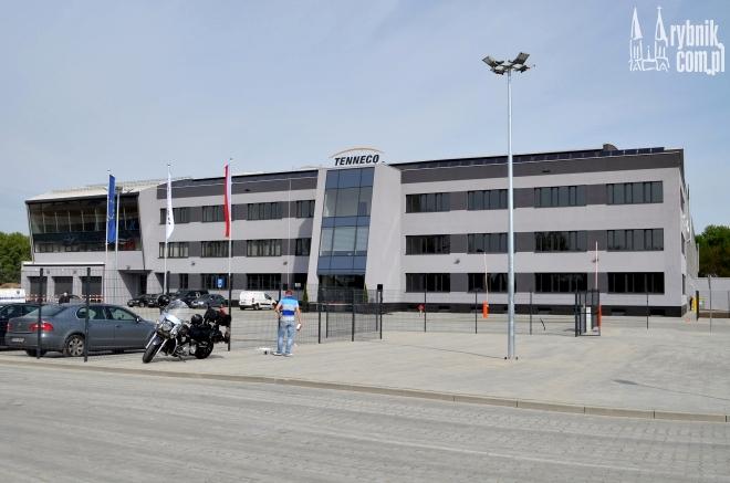 Tak wygląda budynek nowej fabryki Tenneco w Stanowicach