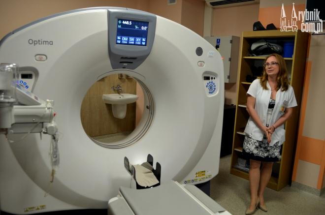 Tak wygląda nowy tomograf w rybnickim szpitalu
