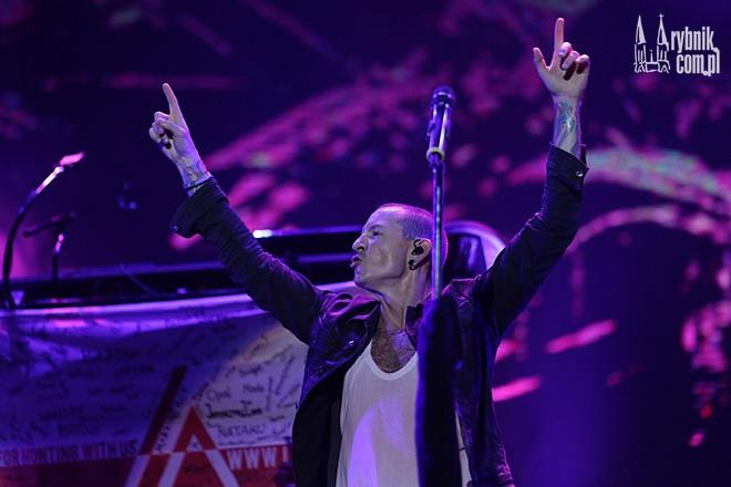 W 2015 roku do Rybnika przyjechał Linkin Park. Kto będzie gościł u nas w tym roku?