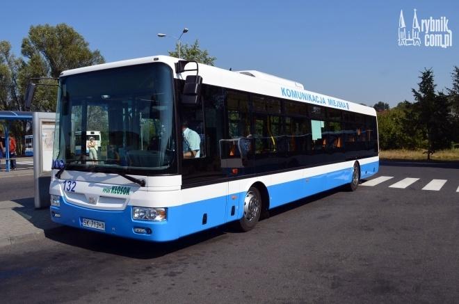 Tak prezentuje się nowo zakupiony autobus