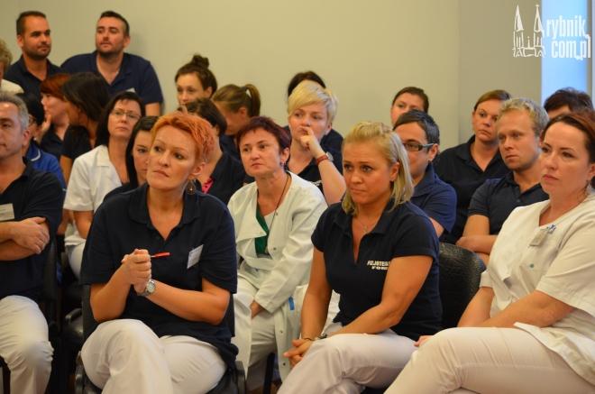 Część załogi szpitala ma już dość strajku, apelują o jak najszybsze porozumienie