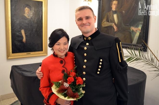 Yan Li i Dawid Kwaśniewski powiedzieli sobie ''tak''