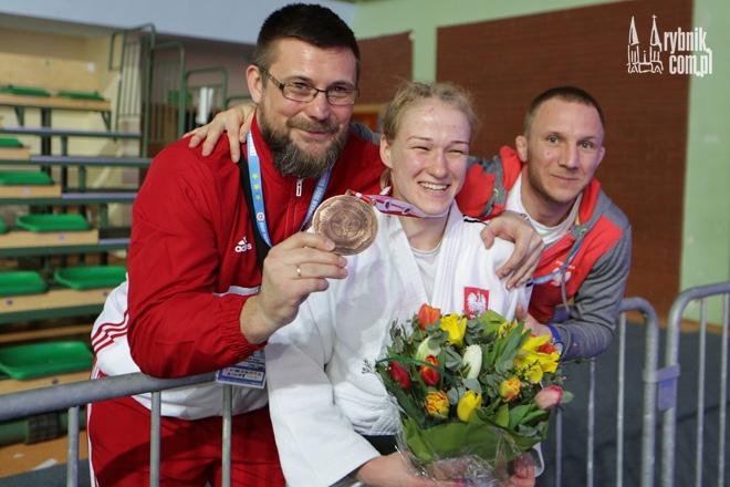 Anna Borowska wróci do Rybnika z brązowym medalem