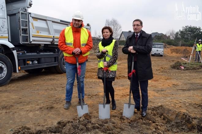 Budowa nowego przedszkola w Boguszowicach stała się faktem. Na tym nie koniec inwestycji w Rybniku