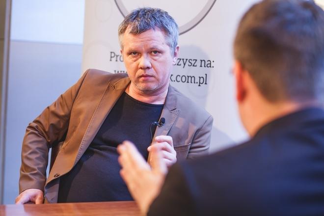 Marek Wawrzyniak w programie ''Dziękuję, nie słodzę''
